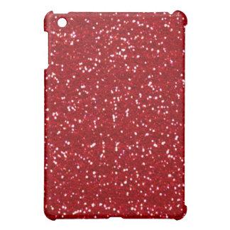 - RED GLITTERATI Valentine's Day iPad Mini Cover