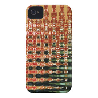 RED GOLD GREEN iPhone 4 CASES
