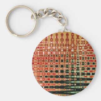 RED GOLD GREEN KEY CHAINS