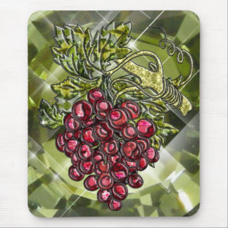 Red Grapes Mousepad