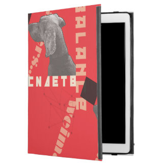 RED GRAPHIC WEIM IPAD PRO CASE _ NO KICKSTAND