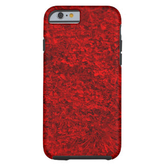 Red Grass Tough iPhone 6 Case