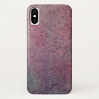 red, green, abstract design iPhone x case