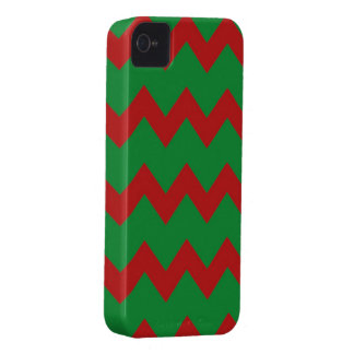 Red Green Chevrons Case