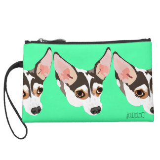 red green dog clutch