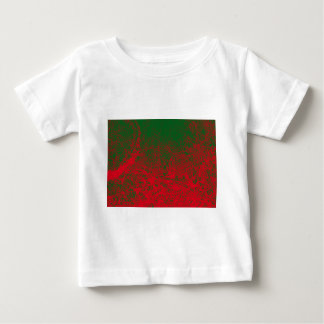 red green elephant t-shirts