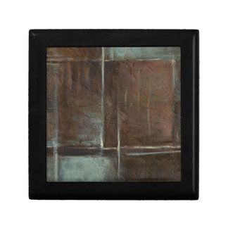 Red & Grey Brick Wall Gift Box