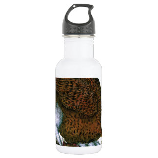Red Grouse bird, tony fernandes 532 Ml Water Bottle
