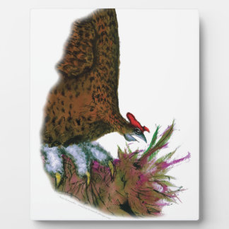 red grouse, tony fernandes plaque