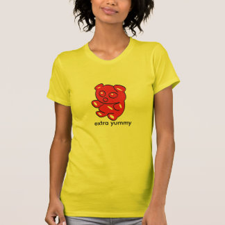 red gummy bear t T-Shirt