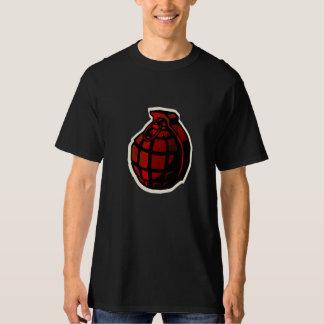 Red Hand Grenade shirt