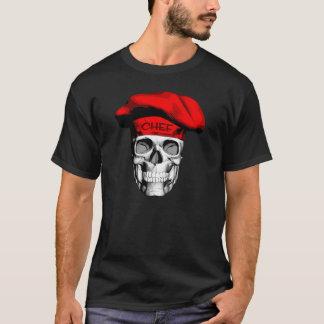 Red Hat Chef Skull T-Shirt