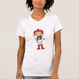 Red Hat Cowgirl Tshirts and Gifts