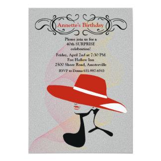 Red Hat Invitation