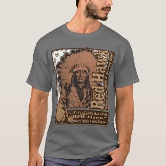 Red Hawk Oglala Lakota T-Shirt