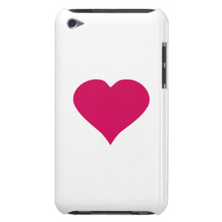 Red Heart iPod Touch Cases