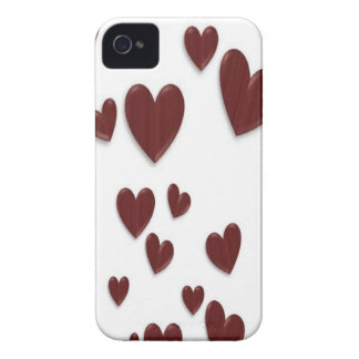 RED HEART IPHONE4 CASE iPhone 4 CASE