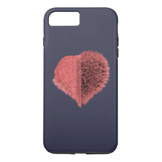 Red Heart iPhone 8 Plus/7 Plus Case