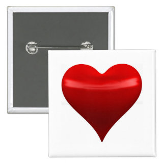 Red Heart Pin