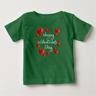 Red Hearts Happy Valentine's Day | Shirt