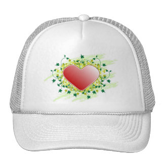 Red heartwood of beech of St-Valentine - Trucker Hats