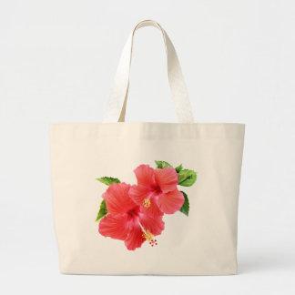 Red Hibiscus Bag