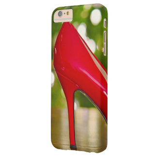 red high heel shoe barely there iPhone 6 plus case