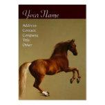 RED HORSE Monogram Platinum Metallic