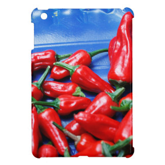 Red hot and blue: chilli peppers cover for the iPad mini