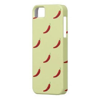 red hot chili pattern iphone 5 iPhone 5 cases