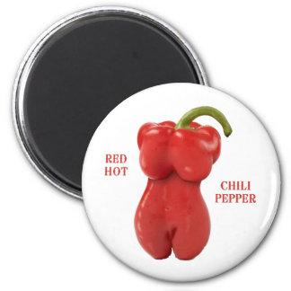 Red Hot Chili Pepper Fridge Magnet