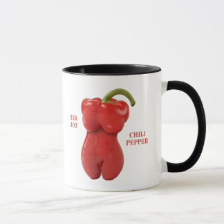 Red Hot Chili Pepper Mug