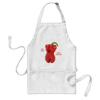 Red Hot Chili Pepper Standard Apron