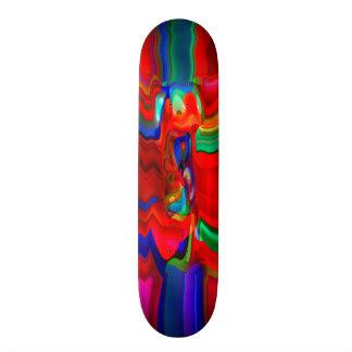 Red Hot Chili Skateboard