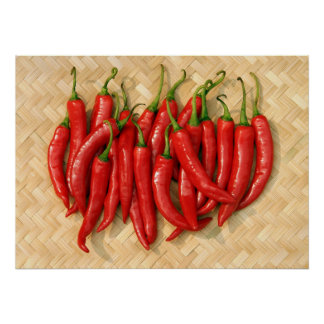 red hot chilis posters