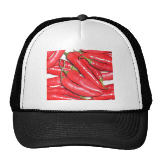 Red hot Chilli Cap