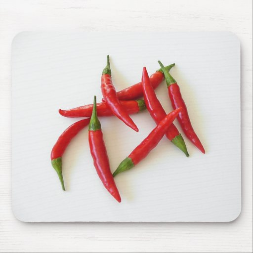 Red Hot  Chilli Peppers Mousepad
