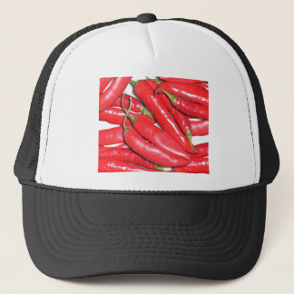 Red hot Chilli Trucker Hat