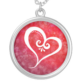 Red Hot Heart! Necklace