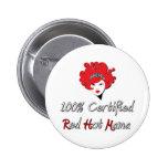 Red Hot Mama Pins