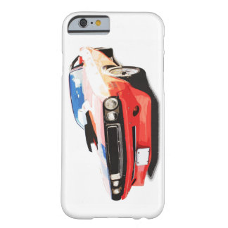 Red Hot Muscle Barely There iPhone 6 Case