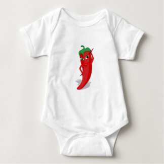 Red Hot Pepper Diva Shirts