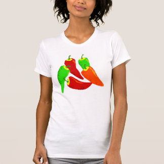 RED HOT PEPPERS TEE SHIRTS