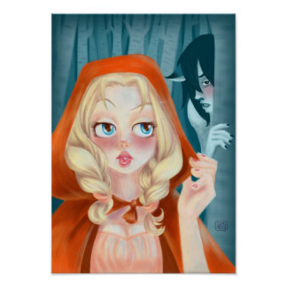 Red Hot Riding Hood Posters