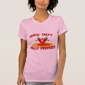 Red Hot Silly Peppers TShirt Tshirt