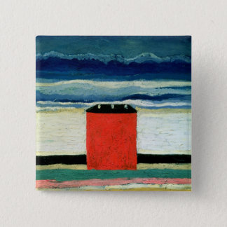Red House, 1932 15 Cm Square Badge