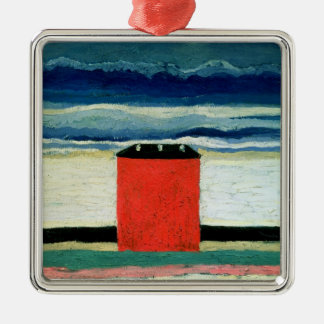 Red House, 1932 Christmas Ornament