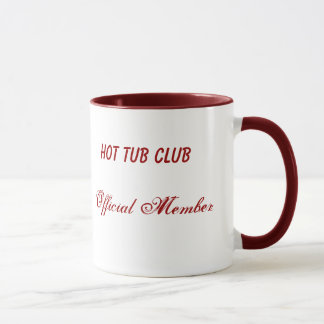 Red HTC Official Member Cup