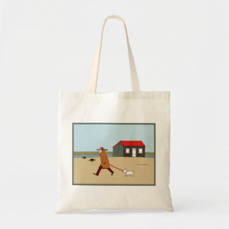 Red Hut in Rye Harbour Tote Bag