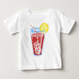 Red Iced Tea Baby T-Shirt